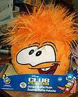 CLUB PENGUIN JUMBO ORANG PUFFLE SERIES 1   8 INCH GIANT