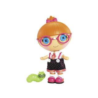 Lalaloopsy Littles Doll   Specs Reads a lot   MGA Entertainment