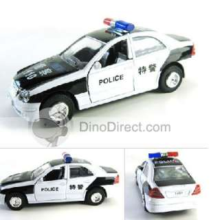 Police Car Alloy Children Toy Fire Truck Car Model   DinoDirect