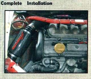 VAUXHALL OPEL CORSA B 1.4/1.6 16V CARBON Air Filter kit