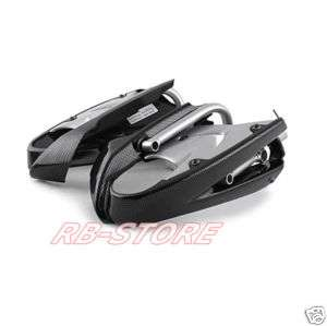 PUIG BELLY PAN BMW R1200S 07 10 CARBON  COLOUR