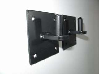 GATE HINGES/HANGERS/ WROUGHT IRON GATES 12mm SPIGOTS