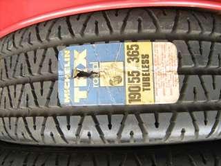 Gomme pneumatici michelin trx 190 55 hr 365 a Brunello    Annunci