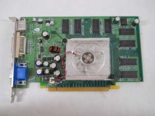 HP NVIDIA Quadro FX 540 XGL 128MB Video Card PCI E