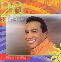 Diómedes Díaz   20 Exitos Originales in Music Vallenato  JR
