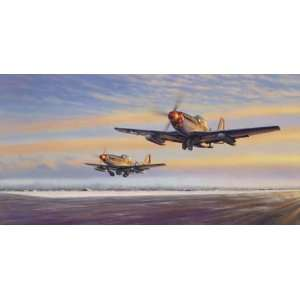 Leiston Legends   Jim Laurier   P 51 Mustang 357th Fighter Group