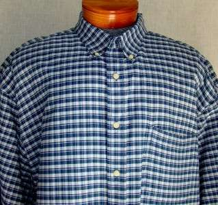 HANDSOME MENS EDDIE BAUER SHIRT XXL 18 38