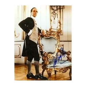 F. Murray Abraham autographed 8x10 photo (Amadeus  Academy