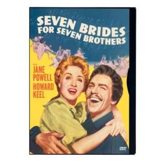 Seven Brides for Seven Brothers: Howard Keel, Jeff