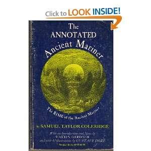 Mariner: Samuel Taylor Coleridge, Martin Gardner, Gustave Dore: Books