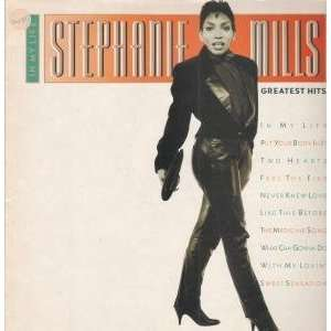 IN MY LIFE LP (VINYL) UK CLUB 1987 STEPHANIE MILLS Music
