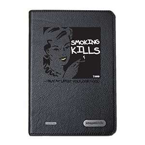 Smoking Kills TH Goldman on  Kindle Cover Second