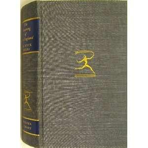 he Modern Library Of he Worlds Bes Books) Van Wyck Brooks Books
