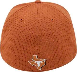 Texas Longhorns Dark Orange Nike Mesh Fitted Hat