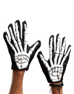 Theme / Vampire / Adult Skeleton Glove