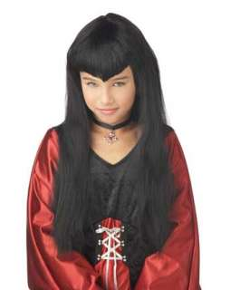 Halloween Costumes  Hats, Wigs & Masks  Wigs Child  Vampire