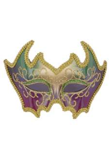 Mardi Gras Venetian Mask  Cheap Venetian Masks Halloween Costume for