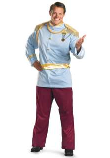 Disney Costumes Cinderella Costumes Plus Size Prince Charming Costume