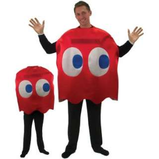 Pac Man Blinky Deluxe Adult Costume, 70671