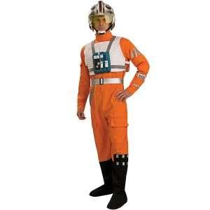 Star Wars Clone Wars X Wing Fighter Pilot Adult, 60321