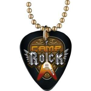 Camp Rock Guitar Pick Necklace, 60625