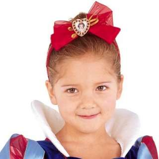 Snow White Headband with Bow   Disney Princess Collection   Costumes