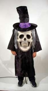 Skull Mad Hatter (Adult Costume)