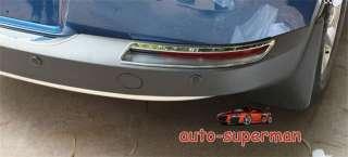 Chrome Rear Fog Light Cover trims For VW Tiguan 09 2011