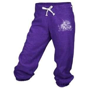 TCU Horned Frogs adidas Purple Womens Big Better Logo