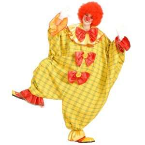 Plus Size Clown Costume