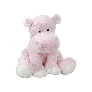 Alley 10.5 Inch Seated Pink Plush Hippo Stuffed Animal Toys & Games