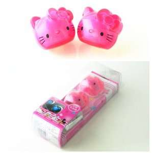 Pink Hello Kitty Face Clip on Car Air Freshener (2 pcs) Automotive