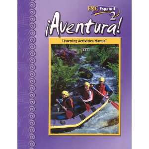 Aventura Listening Activities Manual (Espanol 2