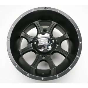 ITP SS108 14 in. Black Alloy Wheel 1428295536B Sports