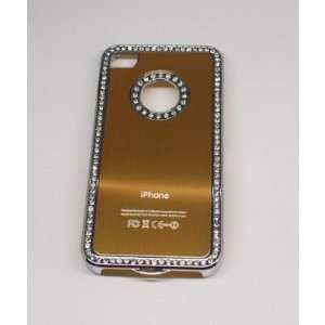 iTwins Swarovski Crystal Bling Hard Case for Apple iPhone