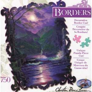 Borders Secret Place Puzzle (Christian Riese Lassen