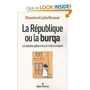 Republique Ou La Burqa (La) (Documents Societe) (French