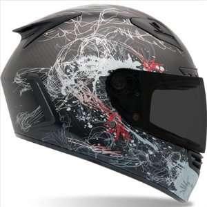 Bell Star Carbon Hess Full face Motorcyle helmet XSmall XS