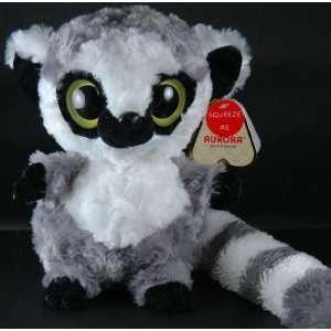 Plush Stuffed Lemur YooHoo Teddy Bear Noise Kids NEW