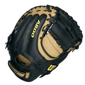 Wilson A600 32.5 Catchers Mitt  Sports & Outdoors