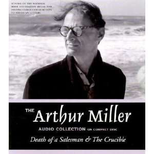 The Arthur Miller Audio Collection on Compact Disc  N/A  Books