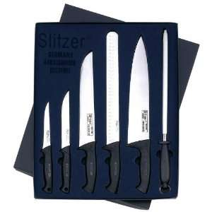Slitzer Germany 6Pc Professional Knife Set