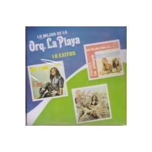 LO MEJOR DE LA ORQUESTA LA PLAYA Music