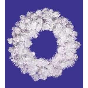 White Spruce Artificial Christmas Wreath   Unlit