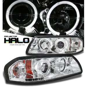Chevy 2000 2005 Chevy Impala Chrome W/Halo Headlight