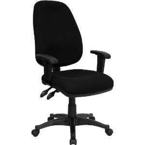 Flash Furniture Ergonomic Computer Chair With Height