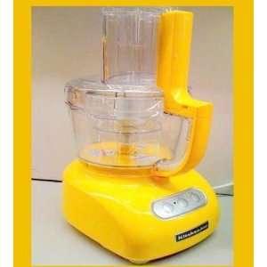 Kitchenaid Food processor 12 Cup ultra Wide Big Mouth Super Capacity