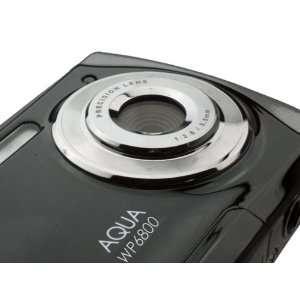 Black WP6800 (Micro4GB) Underwater Digital Camera