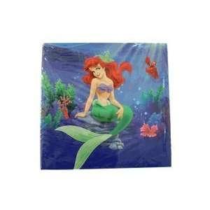 Disney Little Mermaid Photo Album   Blue Color (9in x 9in