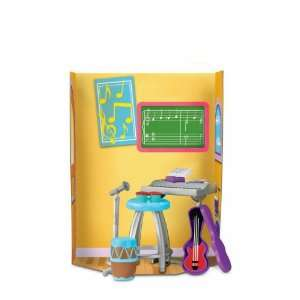Fisher Price Dora Music Class Playset: Toys & Games